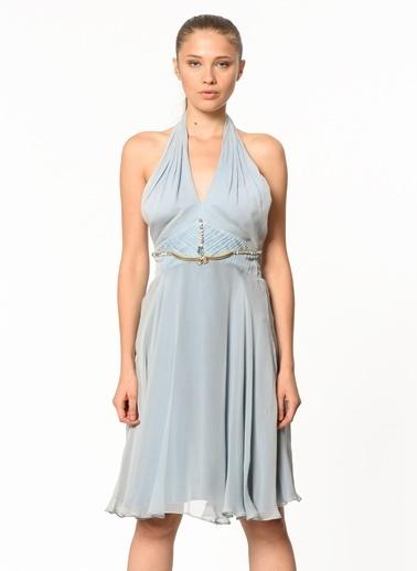 Gizia Elbise Mavi